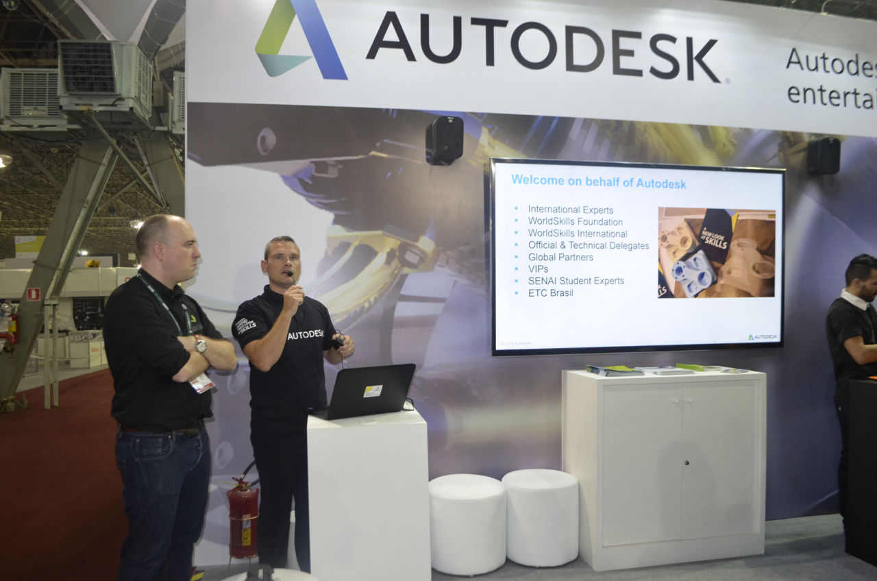 WorldSkills Global Partner Autodesk gives Competitors access