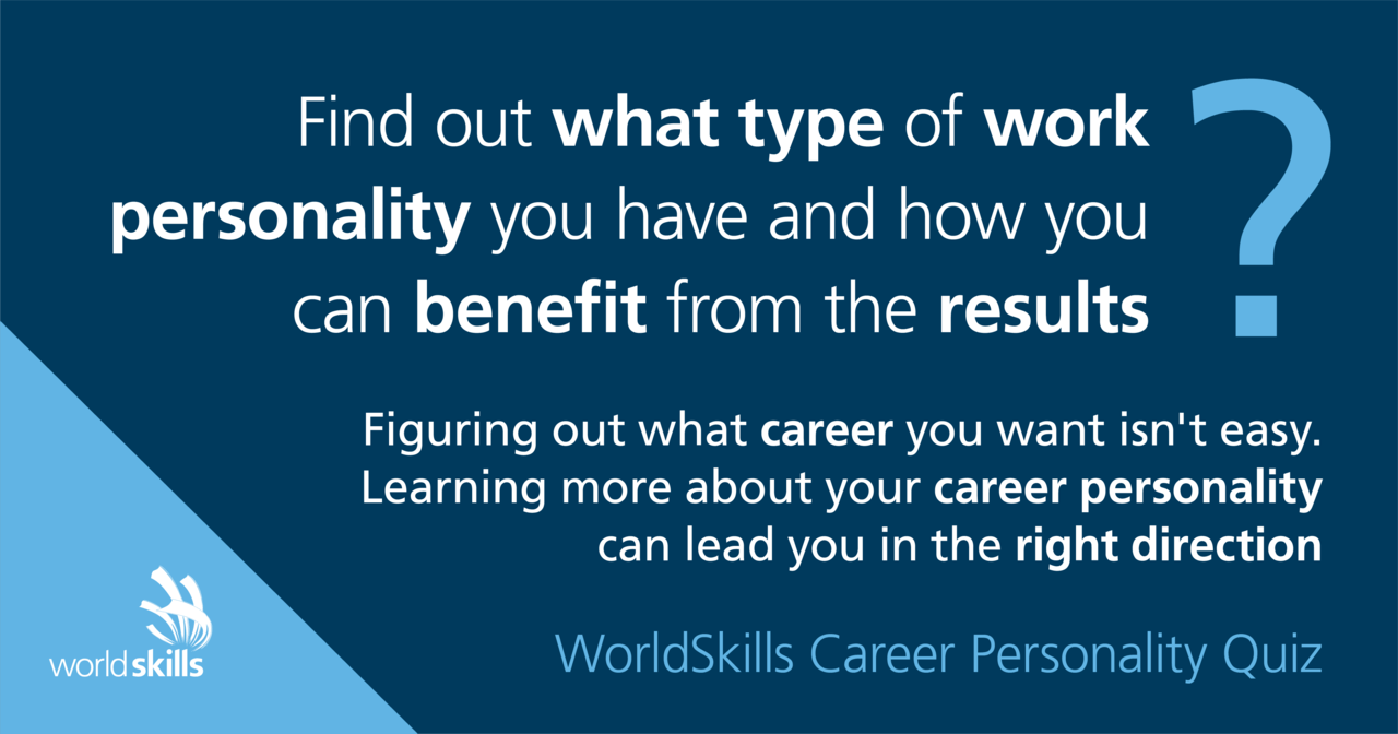 Career Personality Quiz encourages youth to discover where