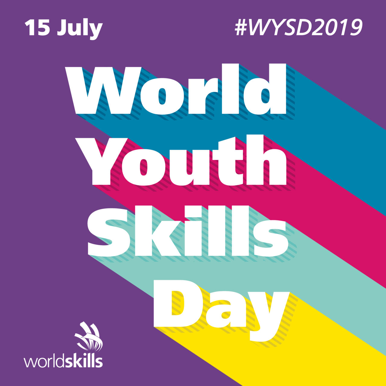 World Youth Skills Day - 15 July
