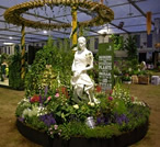 WorldSkills London 2011 takes Gold, Silver and Bronze at Chelsea Flower Show