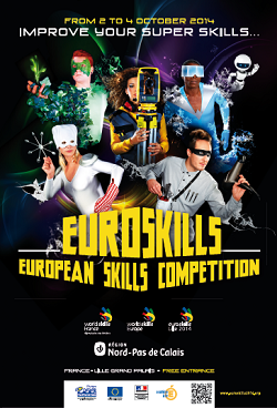 Press conference to launch EuroSkills 2014