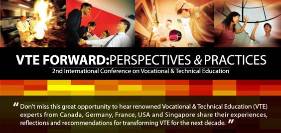 VTE Forward : Perspectives and Practices