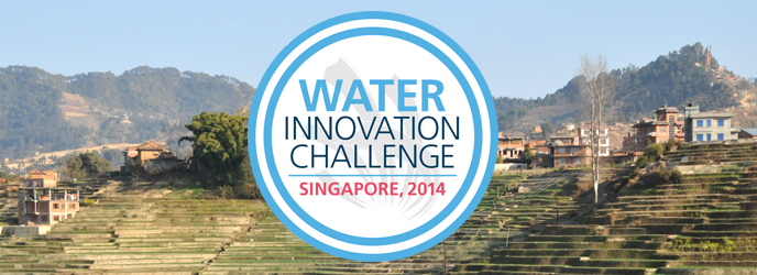 Water Innovation Challenge 2014 overview